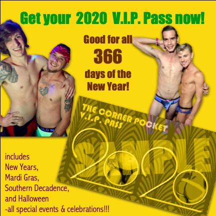 VIP Pass 2020 square small